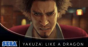 La saga Yakuza se reinventa con Yakuza: Like a Drago