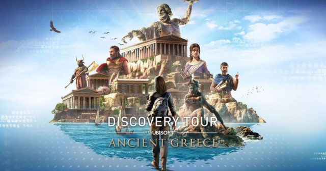 Discovery Tour: Ancient Greece ya disponible