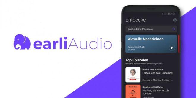 Upday crea las apps earliAudio y earliNews