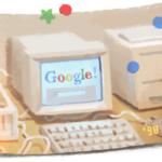 Google el mayor buscador de Internet cumple 21 años: ¡Muchas Felicidades!