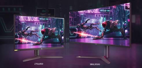 LG presenta sus monitores gaming más avanzados en IFA 2019. Realismo, rapidez y colores vibrantes