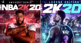 Análisis de mejor juego de baloncesto NBA 2K20