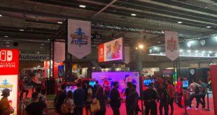Un fin de semana para jugar a la consola de las Navidades en Madrid Games Week