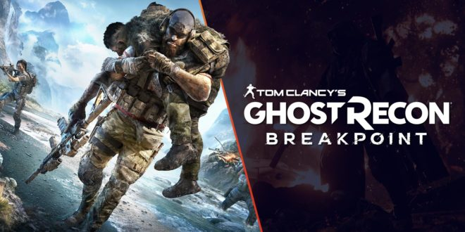 Ghost Recon Breakpoint espectacular trailer de lanzamiento