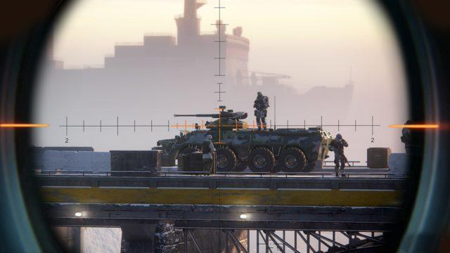Sniper Ghost Warriors: Contracts en el nuevo tráiler