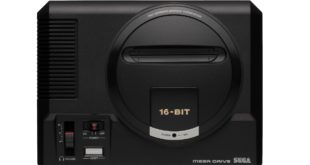 Ya a la venta la SEGA Mega Drive Mini