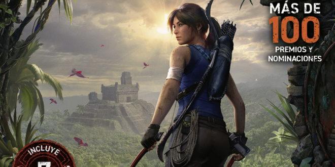 Anunciado Shadow of the Tomb Raider: Definitive Edition