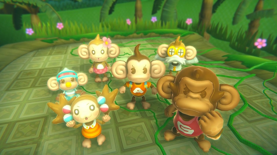 Análisis Super Monkey Ball: Banana Blitz HD- Ya a la venta