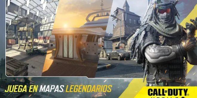 Call of Duty: Mobile llega a Android e iOS para todos
