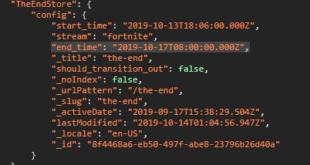 Fortnite 10 no existe, un agujero negro se ha tragado todo. Tenemos fecha de inicio de la Temporada 11 de Fortnite