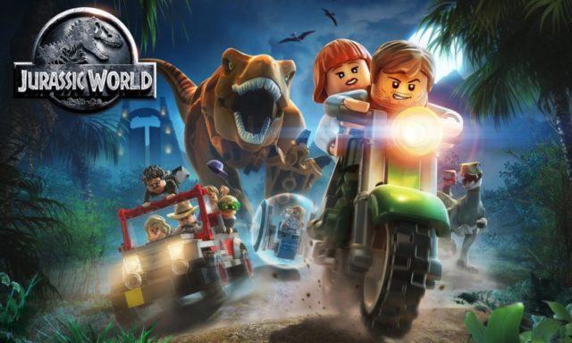 Análisis al videojuego LEGO Jurassic World para Nintendo Switch