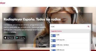 Descargar Radioplayer España la app de radio