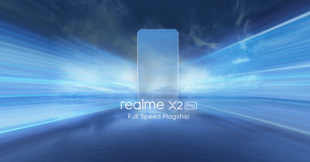 realme anuncia suFullSpeed flagshipel realme X2 Pro