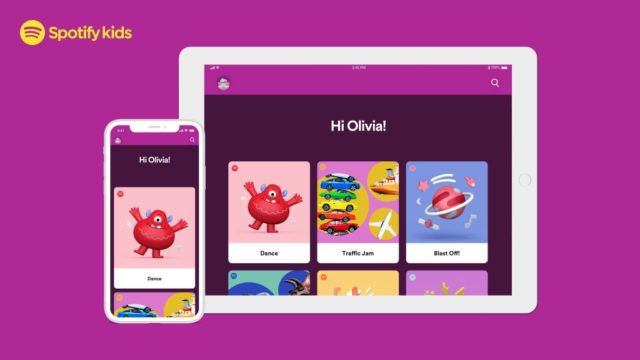 Spotify presenta Spotify Kids, una nueva aplicación independiente diseñada para los más pequeños