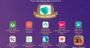 TheAwards 2019: los premios a las mejores apps y juegos móviles de España de 2019