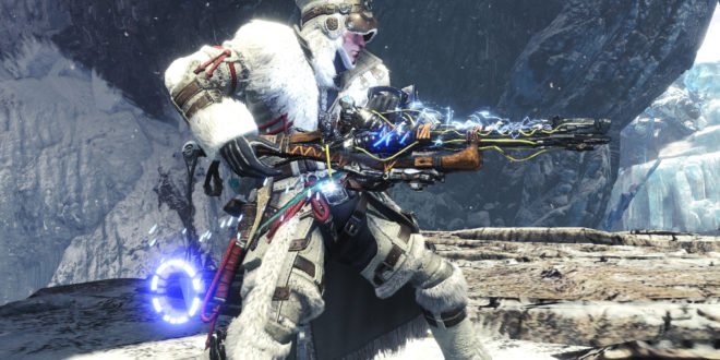 Nuevas colaboraciones Raccoon City ,Zero Dawn: The Frozen Wilds y nuevos contenidos para Monster Hunter World: Iceborne