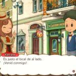 La saga Layton llega a Nintendo Switch con más puzles que nunca