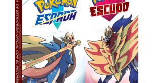 La guía de estrategia oficial de Pokémon para los juegosPokémon Espada y Pokémon Escudo