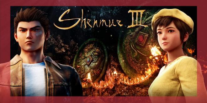 Tráiler de lanzamiento de Shenmue III - La historia continúa