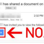 ¿Cómo identificar un correo estafa? La mitad tienen dudas