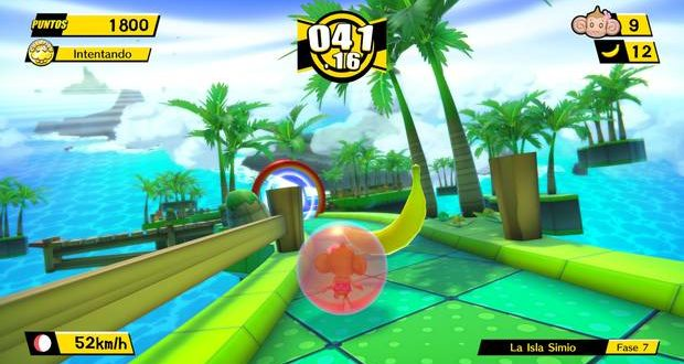 Análisis Super Monkey Ball: Banana Blitz HD
