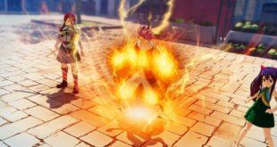 Confirmada la fecha de lanzamiento de Fairy Tail - Tráiler