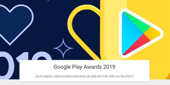 Google Play Best of 2019 las mejores apps delaño 2019