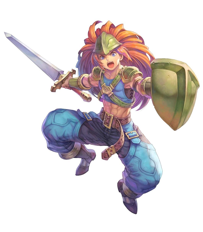 Nuevo tráiler de la historia de Trials of Mana
