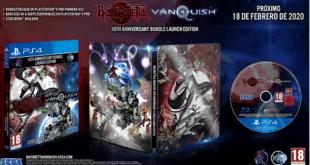 Bayonetta & Vanquish llegarán a PlayStation 4 y Xbox One el 18 de febrero de 2020