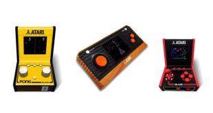 Blaze Entertainment lanza una elegante consola portátil y dos atractivas máquinas arcade