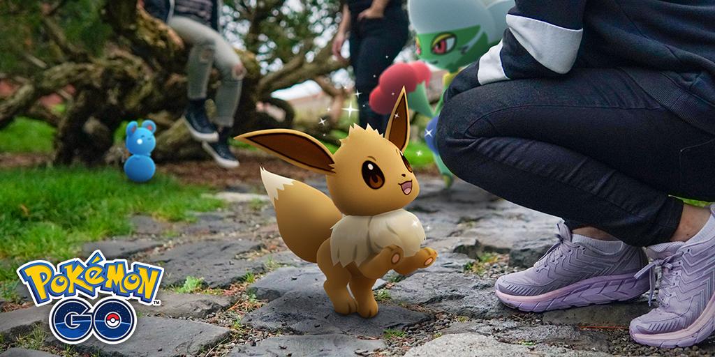 Pokémon GO: ¡Aventuras con tu compañero! nueva actualización