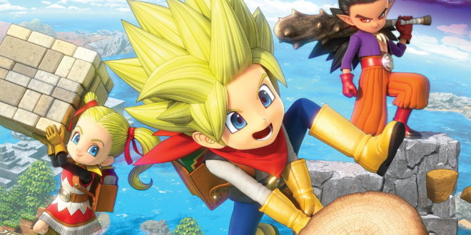 Disponible gratis la Mega Demo de Dragon Quest Builders 2 en Steam
