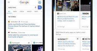 Google utiliza el aprendizaje automático para reorganizar las Noticias destacadas en su buscador para móviles