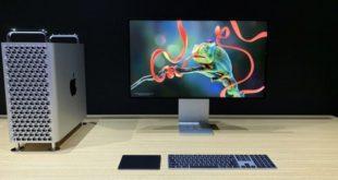 Mac Pro a partir de 6.499 euros en España y 5.499 euros por su monitor Display X