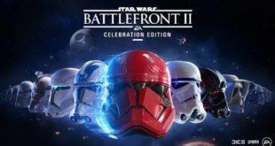 Star Wars Battlefront II: Celebration Edition, ya disponible