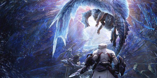 Confirmada la hoja de ruta de las actualizaciones para Monster Hunter World: Iceborne