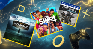 Juegos del mes de febrero 2020 para los suscriptores de PlayStation Plus. Bioshock: The Collection, Los Sims 4, Firewall Zero Hour y Aces otiversef The Mul