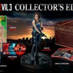 Se anuncia la edición coleccionista de Resident Evil 3