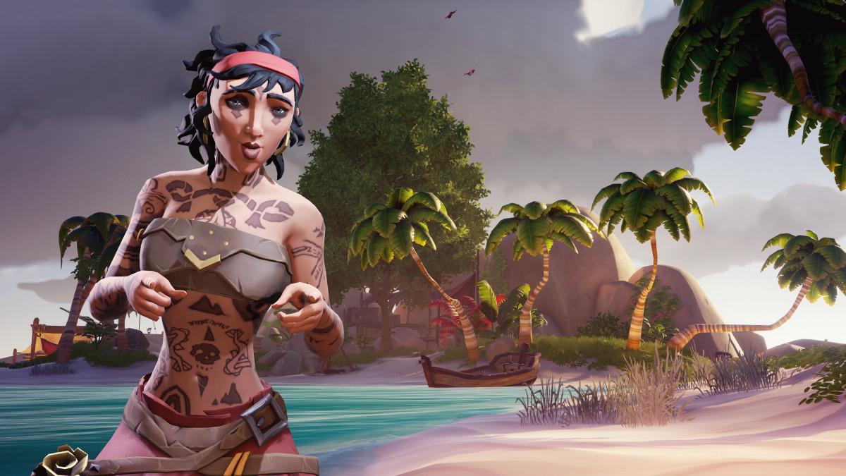 Legends of the Sea, la actualización gratuita de enero de Sea of Thieves, ya está disponible