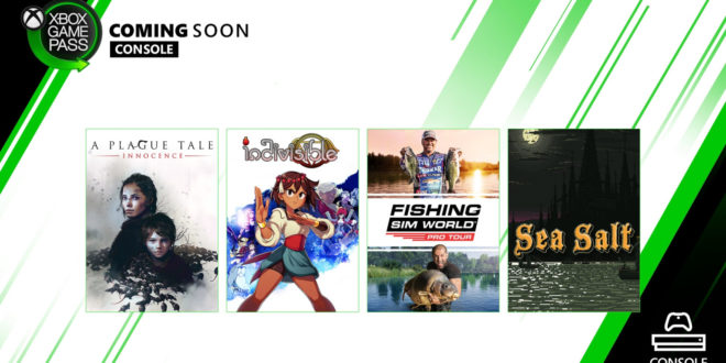 Próximamente en Xbox Game Pass para consola: A Plague Tale: Innocence, Indivisible y más