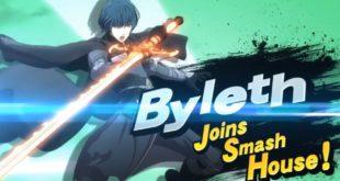 Byleth, deFire Emblem: Three Houses, se une al plantel deSuper Smash Bros. Ultimate