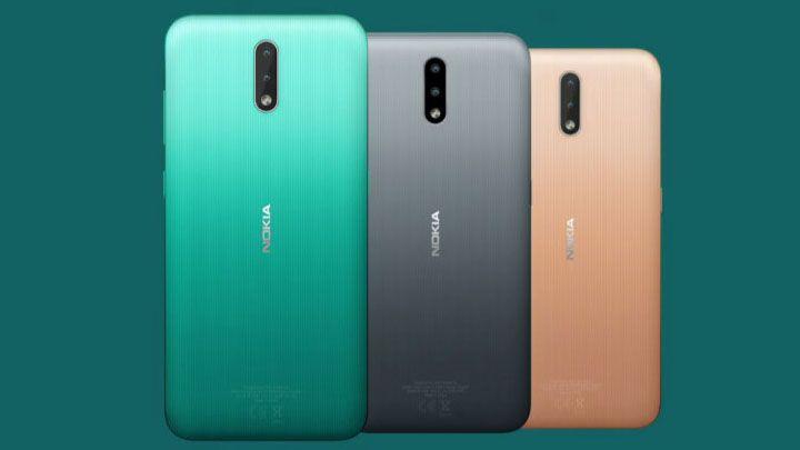 La nueva generación Nokia 2.3 acerca la Inteligencia Artificial a todo el mundo