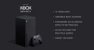 XBOX SERIES X: Qué puedes esperar de la próxima generación de videojuegos