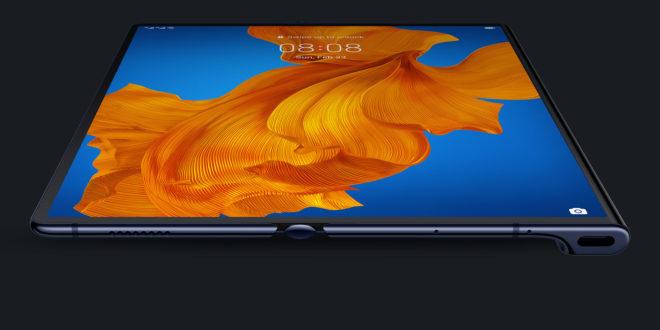 Huawei presenta el Huawei Mate Xs móvil plegable con 5G