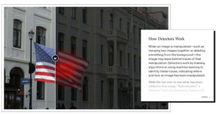 Google crea Assembler una herramienta para detectar imagenes falsas