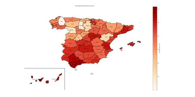 Así nos conectamos a Internet desde el móvil en España