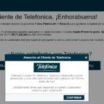 Campaña fraudulenta de phishing con operadoras de telefonía