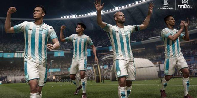 EA SPORTS FIFA 20 acogerá por primera vez la copa CONMEBOL Libertadores a partir del 3 de marzo