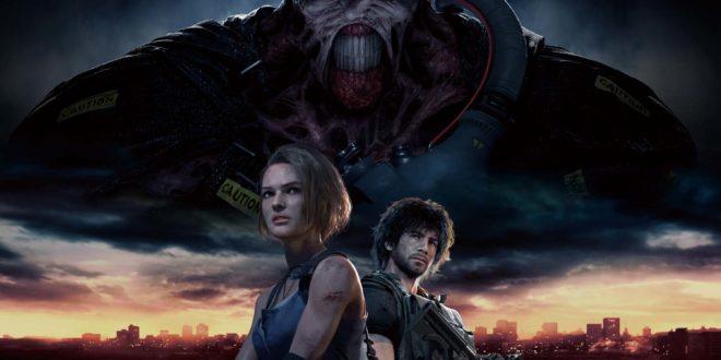 Capcom anuncia Resident Evil 3 para PS4, Xbox One y Steam para el 3 abril de 2020