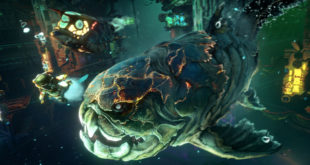 Shinsekai: Into the Depths ya disponible para Switch